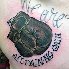 70 Boxerské Rukavice Tetovací Vzory Pro Muže Swift Ink Ideas