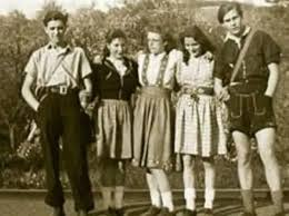 best german resistance to the nazis images wwii edelweiss pirates emerged from the swing kids and resisted the nazi regime in often