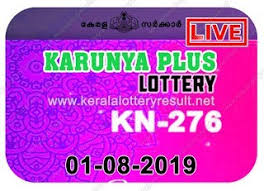 30 Days Kerala Lottery Result Chart Today Lottery Result