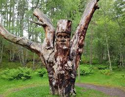 Visit the Frank Bruce Sculpture Trail before it disappears - Scotland with  Susanne