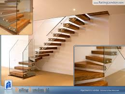 Floating Staircases modern-staircase