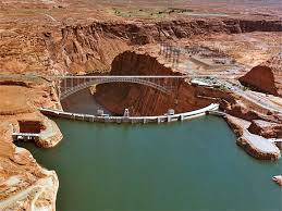 Lake Powell Water Level Chart Glen Canyon Dam Upper Colorado Region Bureau Of Reclamation