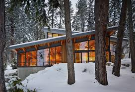 Small Picture 16 Examples Of Modern Houses With A Sloped Roof CONTEMPORIST