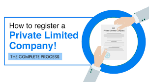 How To Register A Company How To Registering A Private Limited Company The Complete