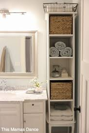 towel storage. 10 Exquisite Linen Storage Ideas For Your Home Decor Cottage Restroom Cabinets Towel