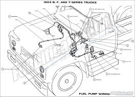 1963 ford truck wiring diagrams fordification info the \'61 \
