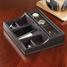 architecture dresser valet leather mens nightstand valet mens nightstand regarding mens valet tray decorating from