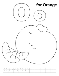 Select from 35478 printable coloring pages of cartoons, animals, nature, bible and many more. Letter O Coloring Pages