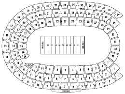 Usc Football Seating Chart 2018 Southern California Trojans 2018 Football Schedule