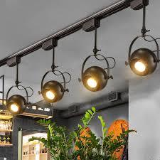 modern track lighting fixtures. Modern Track Light LED Ceiling Rail LampTrack Lighting Rotated Spotlights  Indoor Windows Showrooms Home Lighting Fixtures Modern Track Fixtures G