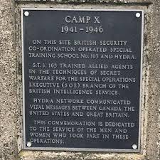 Image result for British Intelligence's Camp X,