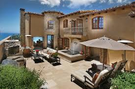 Mediterranean Style Ocean Front Home In Laguna Beach Idesignarch