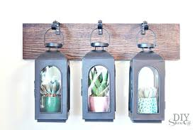 wall mounted candle lanterns wall mounted lantern hanger greenhouse tutorial at com outdoor wall mounted candle wall mounted candle lanterns