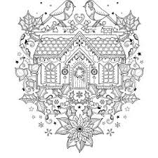 House Coloring Pages Online Unique Shopping Line For Christmas 2019