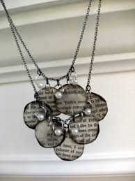 a simple necklace