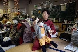 Ngôi làng búp bê tại Nhật Bản: 18 năm không có một đứa trẻ nào ra đời