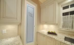 pantry doors glass sans soucie family kitchen