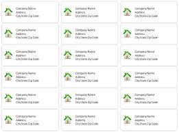 Avery Address Label Template Microsoft Word Templates Inspiration Address Label Templates