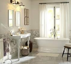 pottery barn bathroom lighting crystal sconce and barns t4