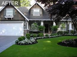 Front Yard Landscape Design on In Garden Ideas Landscaping Design Tagged Front  Yard Garden Design