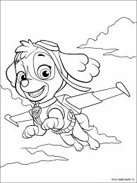 Small Picture Get This Paw Patrol Preschool Coloring Pages to Print Online 94026