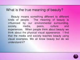 essay on definition of beauty defining beauty essay example for