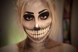 skeleton makeup photo 1