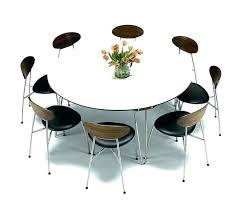 modern round glass dining tables extending round glass dining table mid century glass dining table full