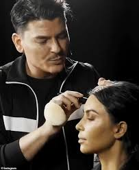 friendship goals mario dedivanovic 35 has done makeup for kim kardashian west since