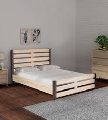 queen size bed price. Wonderful Size Kuro Queen Bed In Sonoma Oak Finish  Intended Size Price S