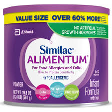 Similac Alimentum Infant Formula Powder