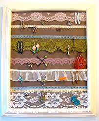 Earring Display Stand Diy 100 Jewelry Display DIYs Sincerely Yours 41