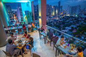 city garden hotel makati. Contemporary Makati City Garden Hotel Makati Encima Roofdeck Restaurant In I