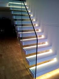 ideas led stairway lighting on vouum pictures with astonishing staircase wall lighting fixtures stairway light