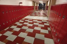 school tile floor. Delighful Tile Red And White Linoleum Tile School Flooring With Floor R