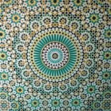 Moroccan Tile Pattern Beauteous 48 Best MOROCCAN TILE INSPIRATION Images On Pinterest Fish Scale