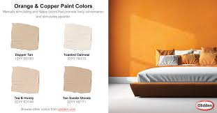 Shades of orange paint Colour Household Architecturedesign Luxury Homes With Many Models Orange Paint Colors