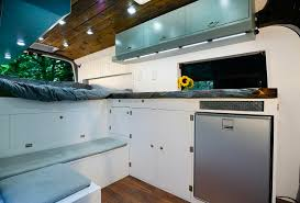 Amazon Rv Interior Lights How To Hardwire 12v Led Lights Into Your Campervan Conversion