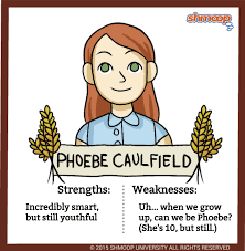 Phoebe Caulfield in The Catcher in the Rye   Shmoop