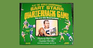 Image result for Green Bay quarterback Bart Starr was named the game's most valuable player.