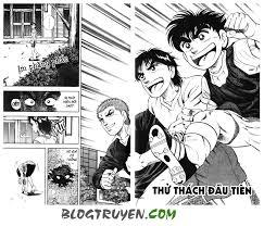 Truyện tranh Jindo - Đường dẫn đến khung thành - Buttobi Itto tập 4