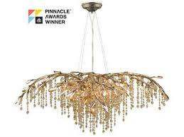 golden lighting chandelier. Golden Lighting Autumn Twilight Mystic Gold 12-Light 40\u0027\u0027 Wide Chandelier