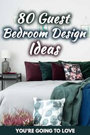 80 guest bedroom design ideas you re