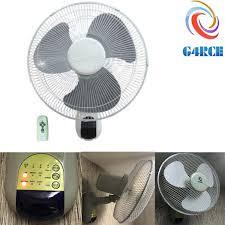 16 wall mounted fan remote 3 sd oscillate hydroponics