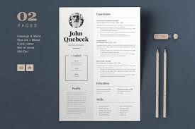 resume templates for indesign 75 fresh indesign templates and where to find more