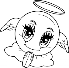 Emoji Coloring Pages That You Can Print Printable Coloring Page