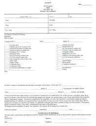 Bid Form For Construction Concrete Bid Template Bidding Proposal Template Construction Bid