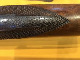 Wesley Richards 10 gauge shotgun side-by-side made 1868 London England -  Frontier Gallery LLC ~ The Antique & Old Gun Store