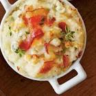 bacon   fontina mashed potatoes