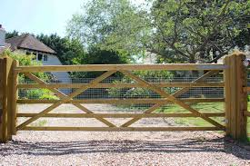wooden farm fence. Fencing Kits For Farmers Wooden Farm Fence